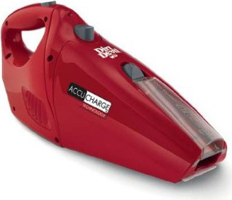 BD10045RED AccuCharge 15.6 Volt Energy Star Approved Hand Vac - RED