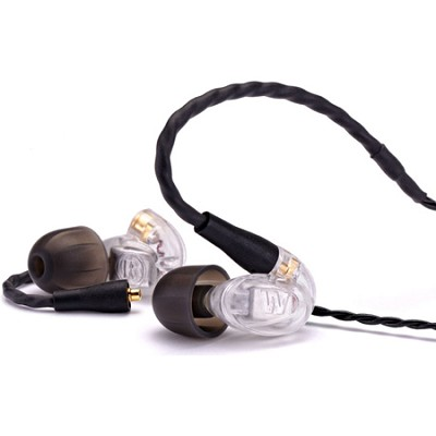 UM Pro 10 High Performance In-ear Headphone (Clear) - 78514