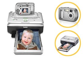 Easyshare C310 Digital Camera with Printer Dock Series 3 Bundle
