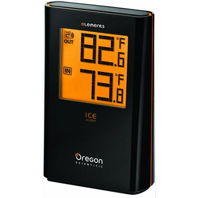 EW91 Wireless Indoor/Outdoor Thermometer with Ice Alert