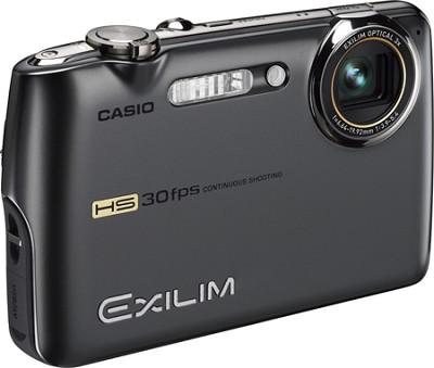 Exilim FS10 9MP 2.5` LCD Digital Camera (Metallic Gray)