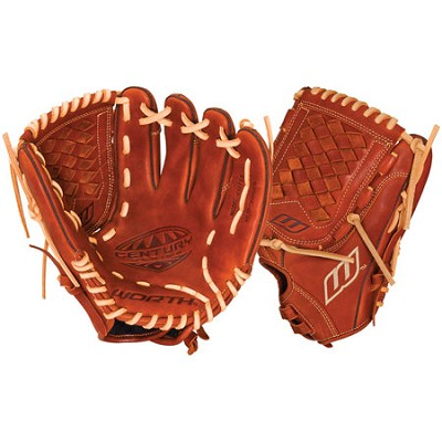 Worth Century C1175X 11.75` Fastpitch Softball Glove, Right Hand Throw