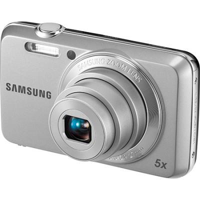 ES80 12MP Silver Digital Camera