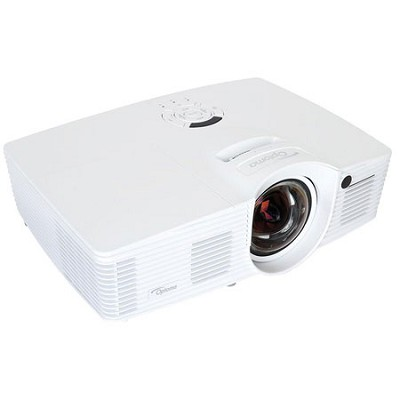 GT1080 Full 3D 1080p 2800 Lumen DLP Gaming Projector with MHL Enabled HDMI Port