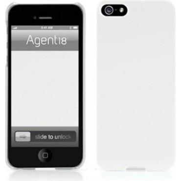 SlimShield Slim Case for iPhone 5 - White