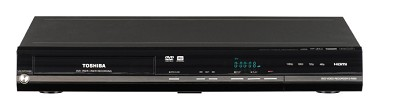 DR-560 DVD Recorder w/ 1080p upconversion