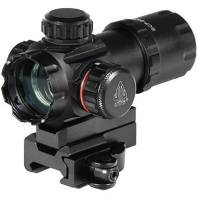 3.9` ITA Red/Green CQB Dot Sight with Integral QD Mount