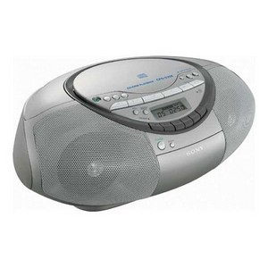 CFD-S350 Radio / CD / Cassette Player Boombox
