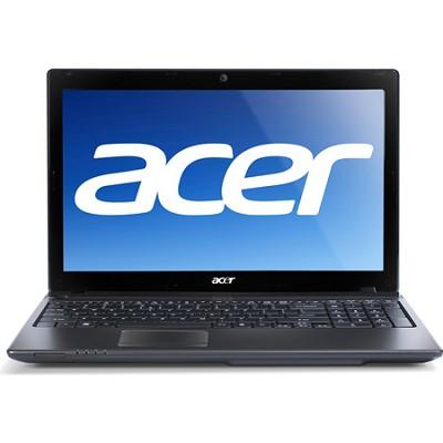 Aspire AS5750-6438 15.6` Notebook PC - Intel Core i5-2410M Processor