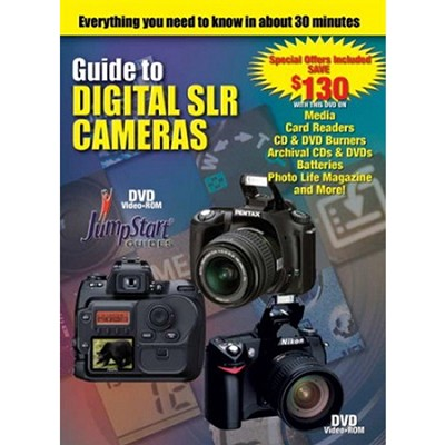 JumpStart Training Guide on DVD for Digital SLR Photography