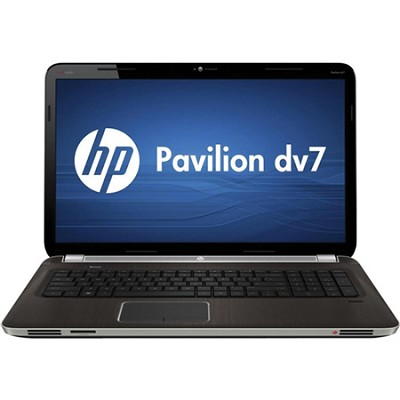Pavilion 17.3` DV7-6179US Entertainment Notebook PC - Intel Core i5-2430M Proc.
