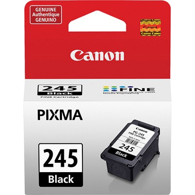 PG-245 Black Cartridge Fine Ink Cartridge