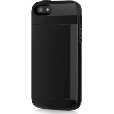Stowaway Case for iPhone 5 - Obsidian Black