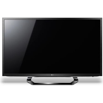 47LM6200 47` 1080p 120Hz LED Smart HDTV with Cinema 3D