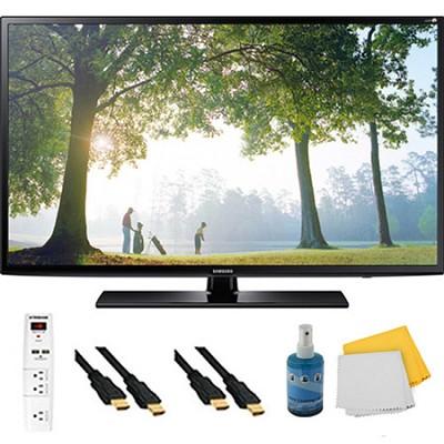 UN65H6203 - 65` 120hz Full HD 1080p Smart TV Plus Hook-Up Bundle