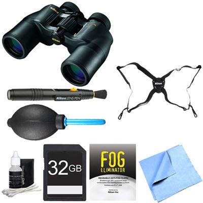 ACULON 8x42 Binoculars (A211) Adventure Bundle