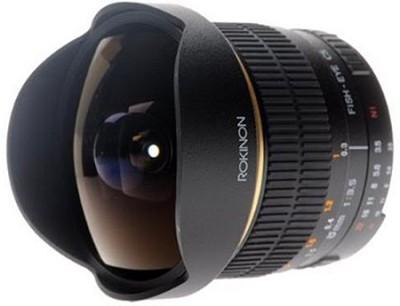 8mm f/3.5 Aspherical Fisheye Lens for Pentax DSLR Cameras OPEN BOX
