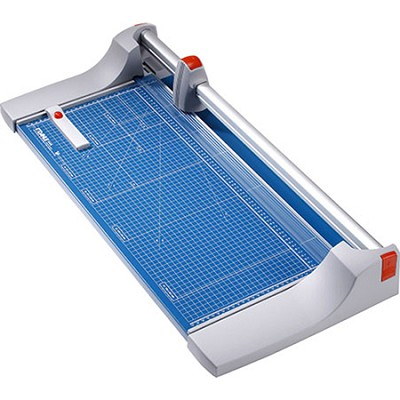 444 Premium Series 26 3/8` 25 Sheet Rolling Trimmer