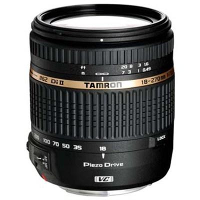 18-270mm f/3.5-6.3 Di II VC PZD IF Lens w/Built in Motor for Nikon 6 yr Wrnty