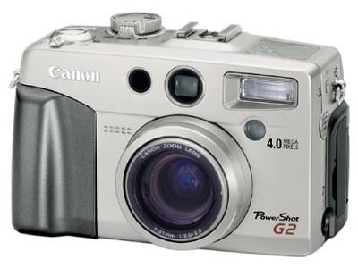 Powershot G2 Digital Camera