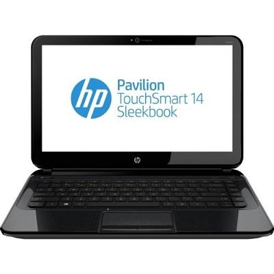 Pavilion TouchSmart Sleekbook 14-b10014-b109wm 14` Touchscreen LED Celeron 877