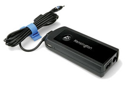 Wall/Auto/Air Notebook Power Adapter with USB Power Port - OPEN BOX