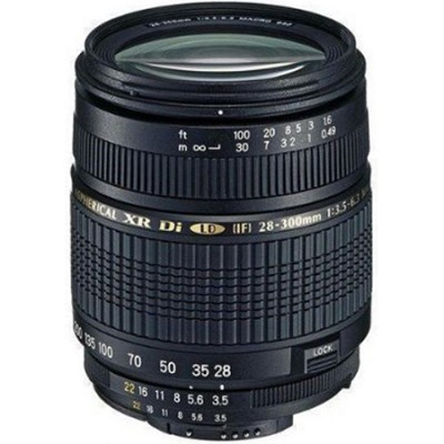 28-300mm F/3.5-6.3 AF  XR Di LD for Canon EOS, - OPEN BOX