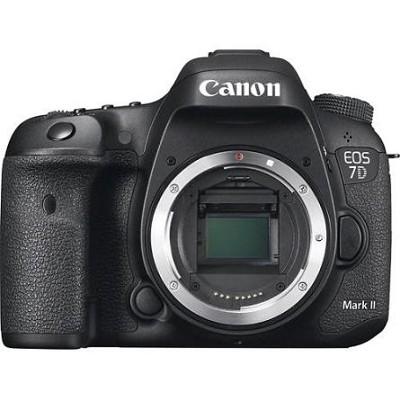 EOS 7D Mark II 20.2MP HD 1080p Digital SLR Camera  - Body Only