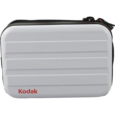 Universal Metal Case for Digital Cameras, Cell Phones, MP3Players & more (White)