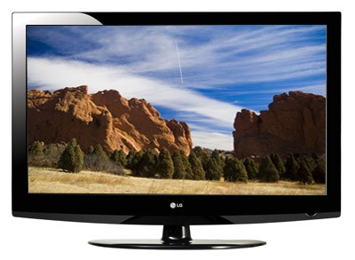 42LG30- 42` High-definition LCD TV - Open Box