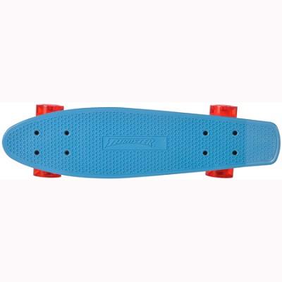 22` Blue Thruster ABEC 5 Skateboard Blue