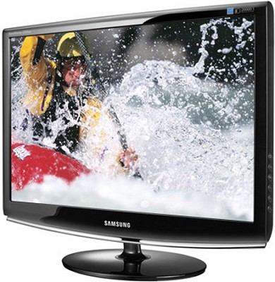 2233SW 21.5` Widescreen LCD Monitor - Monitor only, NOT a TV