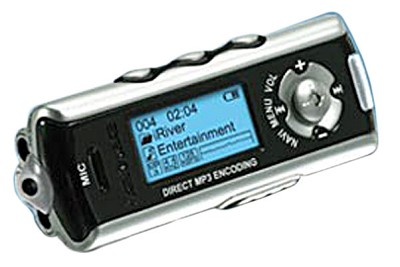 iFP-795 512MB MP3 Player