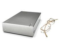 320GB External Hard Drive Design by F.A. Porsche { USB 2.0 } 300968U