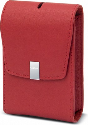 PSC-1050 Deluxe Red Leather Case for SD780