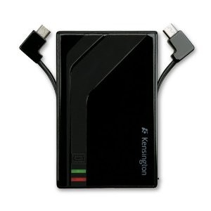 K38056US Pocket Battery for SmartPhones (Black)