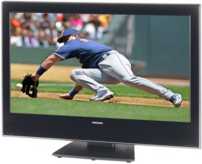 37HLV66 - 37` TheaterWide High-definition LCD TV w/ built-in DVD Player