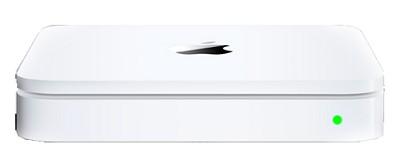 Time Capsule Wireless Hard Drive - 1TB