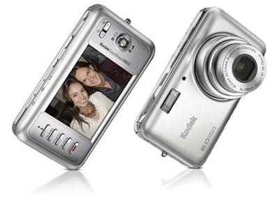Easyshare V803 Digital Camera (Silver)