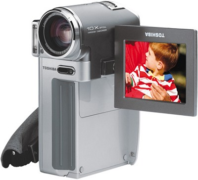 GSC-R30 - 30-Gigabyte Hard Drive Digital Camcorder - OPEN BOX