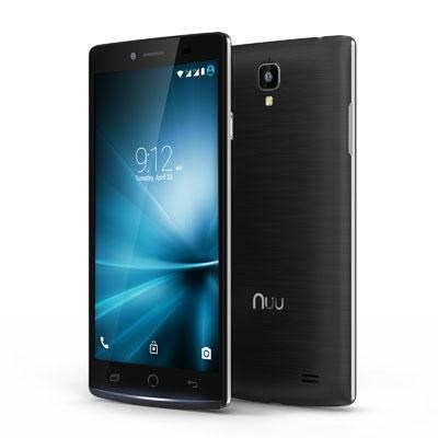 5.5` Full HD Smartphone in Brushed Black - Z8 US BLK
