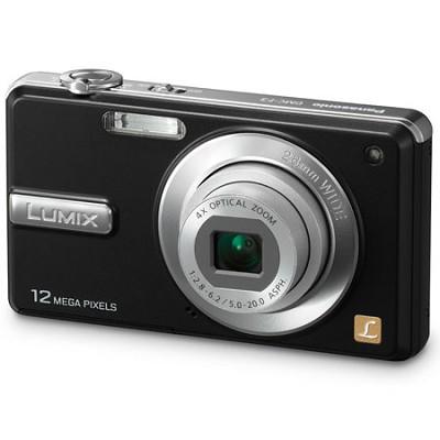 DMC-F3K LUMIX 12.1 Megapixel Digital Camera (Black)
