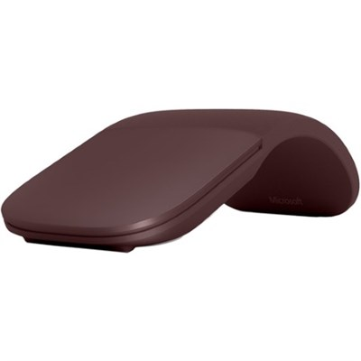 CZV-00011 Surface Arc Mouse Bluetooth, Burgundy