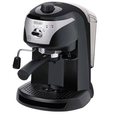 Pump Driven Espresso/Cappuccino - Black/Silver