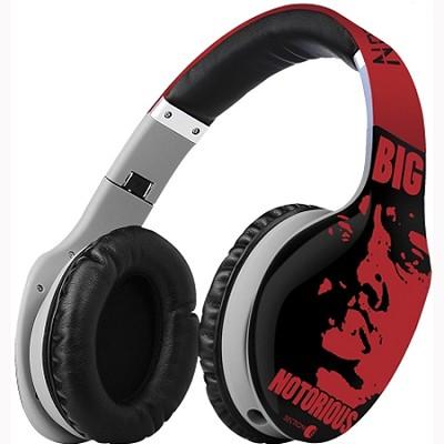 Notorious BIG Signature Edition Headphones - RBP-7517
