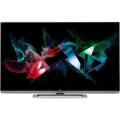 LC-70UD1U - AQUOS 70 inch Black Ultra HD 3D 4K LED HDTV