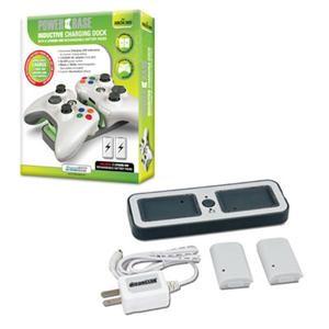Xbox 360 Power Base Inductive Charging Dock