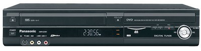 DMR-EZ48VK - DVD Recorder/HiFi VCR Combo w/ built-in TV tuner & upconversion