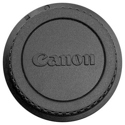 Lens Dust Cap E Rear Cap for EF / EF-S Lenses, Tele-Extenders, Extension Tubes