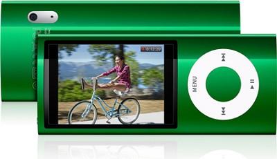 iPod Nano 5th Generation 8GB MP3 Player - Green REFURBISHED